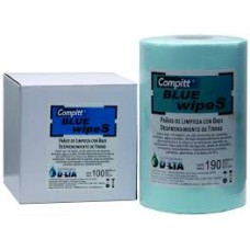 Compitt® Blue Wipes