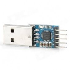 CONVERSOR  USB SERIAL A 5 PINEs